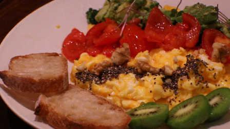 高营养低脂肪快捷早餐教程来袭,轻松健康每一天