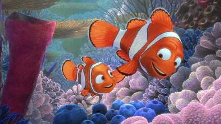 海底总动员 小丑鱼尼莫 玛林填色 涂色 623