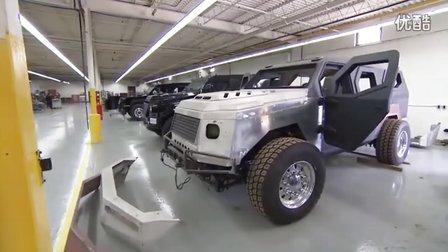 【HD】驾驶七十万美元的骑士十五世防弹车是什么感受
