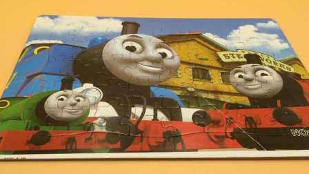 托马斯小火车益智拼图 托马斯和他的朋友们亲子游戏 15