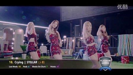 (suncy)韩语K-VILLE'S [TOP 30] K-POP SONGS CHART - SEPTEMBER
