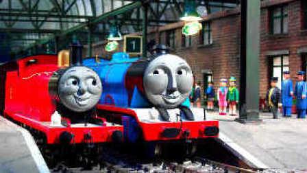 托马斯和他的朋友们 超级游戏猴解说 3D火车大危机 火车时代终结版 托马斯装火车