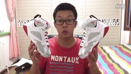 平仔球鞋视频第53期:air Jordan 7兔八哥