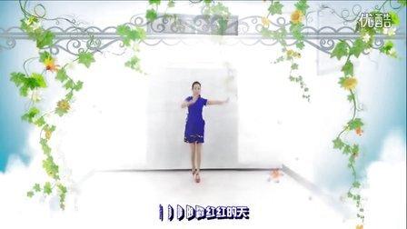 东方升起视频 木棉广场舞《水兵舞--红红线》
