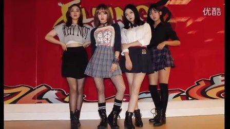 韩舞:BLACKPINK - (BOOMBAYAH) -舞蹈练习 镜面版(天舞)温哥华