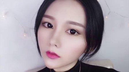 [路遥Queenie]入秋棕色妆容|御姐成熟妩媚小性感撩汉妆容|韩国明星仿妆化妆教程