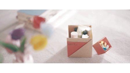 《東西》【创意折纸】— 收纳盒(七)