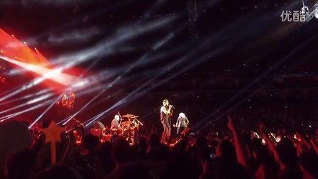 Queen + Adam Lambert Under Pressure 上海梅赛德斯 (2016.9.26)