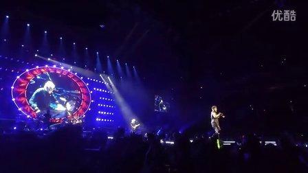 Queen + Adam Lambert The show must go on 上海梅赛德斯(2016.9.26)