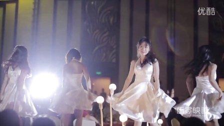 惊呆!新娘编舞,伴娘跳舞惊艳婚礼全场 美翻了