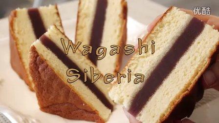 【日本食玩-可食】和果子轻芝士海绵蛋糕