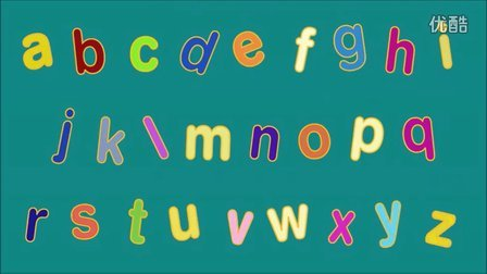 英语儿歌 英文字母歌逐一学ABC Song I&J 美国儿童英语 USA Kids English 最强英语早教网站