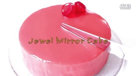 【日本食玩-可食】 果酱镜面蛋糕