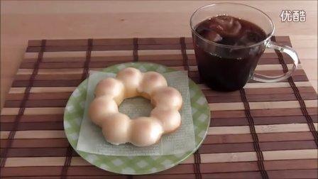【食用系列】100日元制作甜甜圈