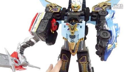 传奇英雄传奇前三国国王陛下共聚物机器人7 汽车人装配 魔幻车神 魔幻车神