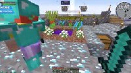 我的世界新钻石大陆(第5集)魔法地图合成!