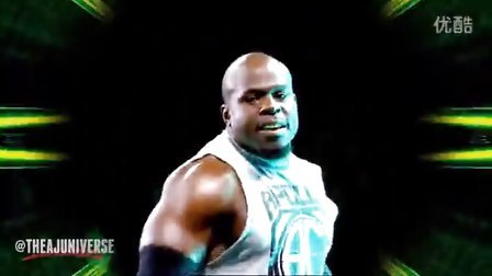 WWE Apollo Crews最新出场 阿波罗克鲁斯