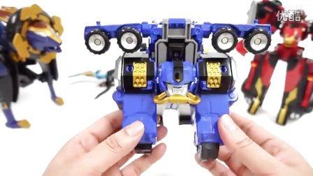 猩猩变形金刚 战队去破坏者GT-02大猩猩玩具 机甲兽神爆裂飞车 自动变形玩具车机器人魔幻车神猎车兽魂 开箱试玩测评  (强袭系列疾速系列狙击系列激走系列)