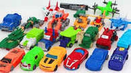 魔幻车神 汽车人 新系列的迷你玩具车 变形金刚KO微型车22辆汽车转型机器人玩具车 [迷你特工队之英雄的变形金刚]