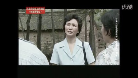 五集戏曲电视连续剧《情系青要山》主演 陈秀兰 汤玉英 杨国民 王兴刚 盛红林 第一集