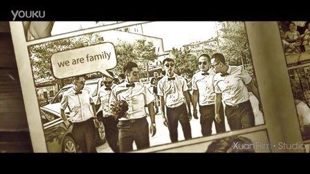 XuanFilm 婚礼微电影《从前的未来》(太原婚礼跟拍 太原婚礼微电影)