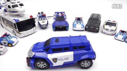 变形警车珀利  一系列新变压器。汽车人总动员 我在2016年的玩具世界。超级飞侠  [迷你特工队之英雄的变形金刚]