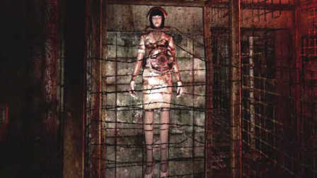 寂静岭:斗篷草 Silent Hill: Alchemilla【解谜向心理恐怖游戏】实况解说02 | 里世界