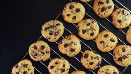 巧克力块饼干的做法