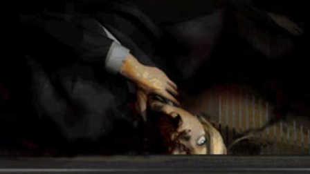恶灵 Zaphie【点击式恐怖解谜游戏】实况解说01 | 钢琴里的死尸