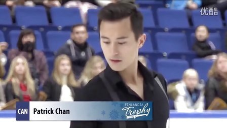 Patrick CHAN 2016 Finlandia Trophy SP