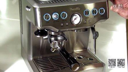 专业品质 轻松意式——小型意式半自动咖啡机