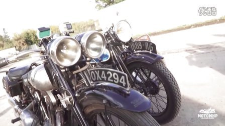 Brough Superior SS100 (Great Britain) Trial by -The Motorworld