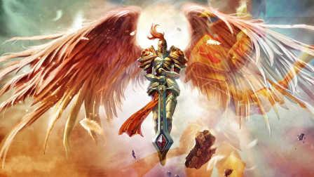 【辛巴达解说】1带4暴力上单天使带领队友走向胜利