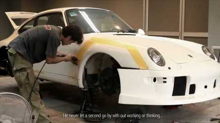 RWB在泰国曼谷的改装 — 发现每辆车的真实个性