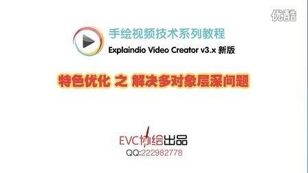 【EVC新版】特色优化之多对象层深问题的解决