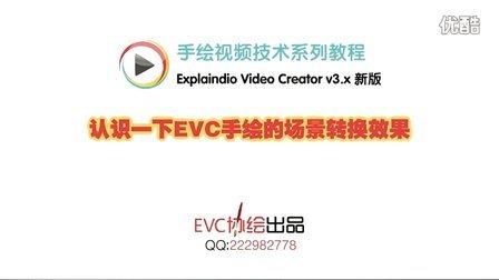 【新版EVC】认识一下EVC的场景转换效果