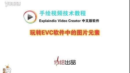 【EVC手绘】玩转EVC软件中的图片元素