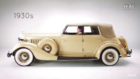 林肯汽车的百年演变