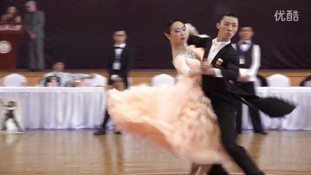 2016首届全国城市国际标准舞邀请赛—摩登舞