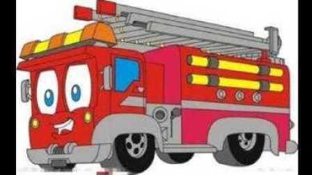 汽车总动员国语版 玩具车挖掘机视频表演大全 小汽车大逃亡