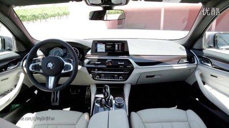 2017款BMW 5系 德系匠心之作