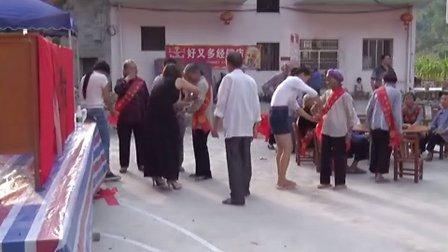 (东兰山歌)三石公平村拉平屯2016年重阳节敬老山歌会4