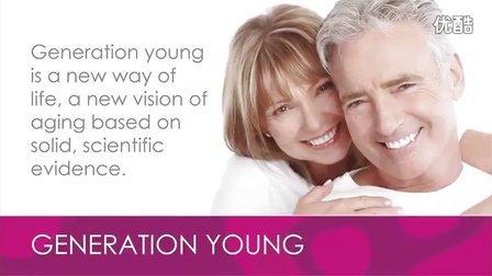 什么才是年轻?  What is Generation young