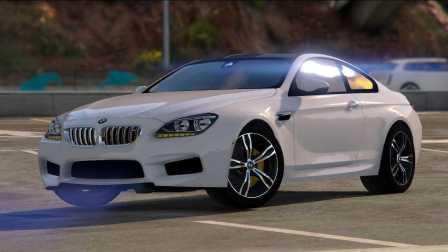 《GTA5》汽车mod #182宝马 M6【M系列的老大】