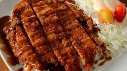 韩式炸猪排的做法