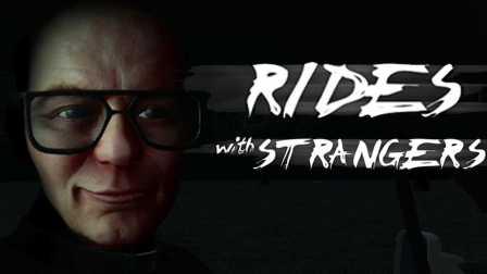 与陌生人同行(试玩版)Rides With Strangers【模拟搭便车恐怖游戏】实况解说 | 所以说不要随便上陌生人的车...