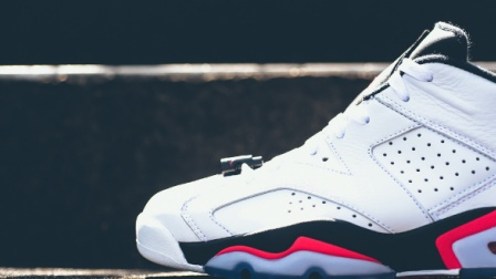 「無才說」Air Jordan 6 Low - White Infrared 23球鞋介紹