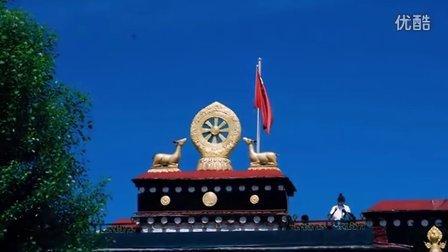 西藏拉萨 佛教圣地大昭寺