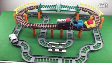 托马斯和他的朋友们小火车玩具视频