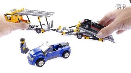LEGO 乐高 60060 城市系列 汽车运输车 Lego City 60060 Auto Transporter